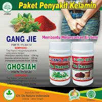 Obat Sipilis dan Gonore Herbal Terbaik Paling Ampuh