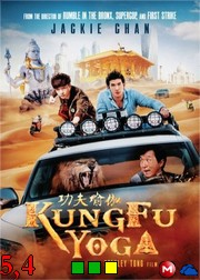Kung Fu Yoga Legendado - BRRip