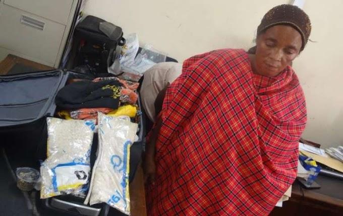 Tanzanian woman jailed 5-yrs for smuggling 'cocaine' to Ghana