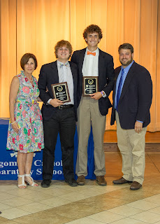 Montgomery Catholic Preparatory School Academic Awards Ceremony Held in May 12