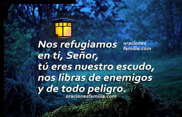 Oración de la noche, protección de Dios, oraciones para dormir por Mery Bracho