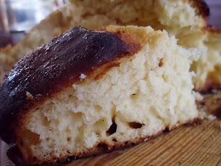 pan de muerto esponjoso