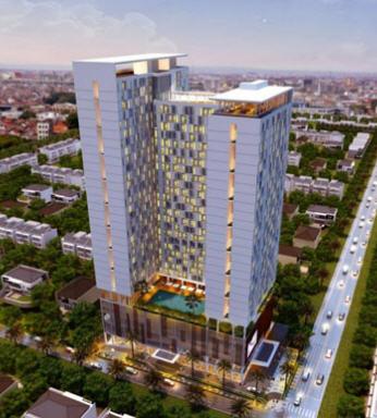 Apartemen Palm Regency