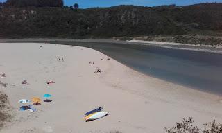Praia Fluvial Odeceixe