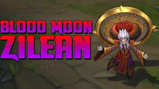 Mod Skin Blood Moon Zilean