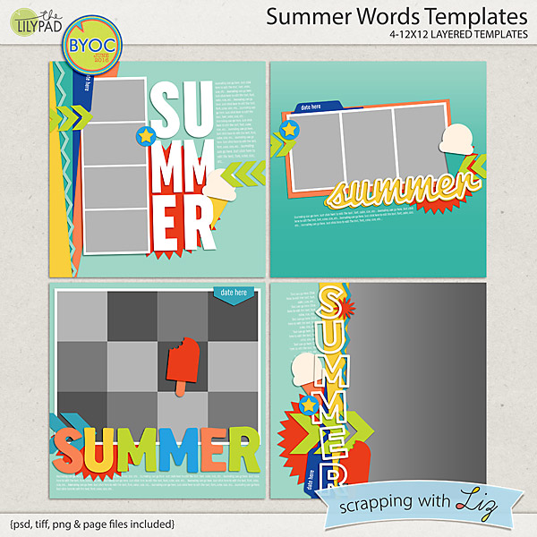 http://the-lilypad.com/store/Summer-Words-Digital-Scrapbook-Templates.html
