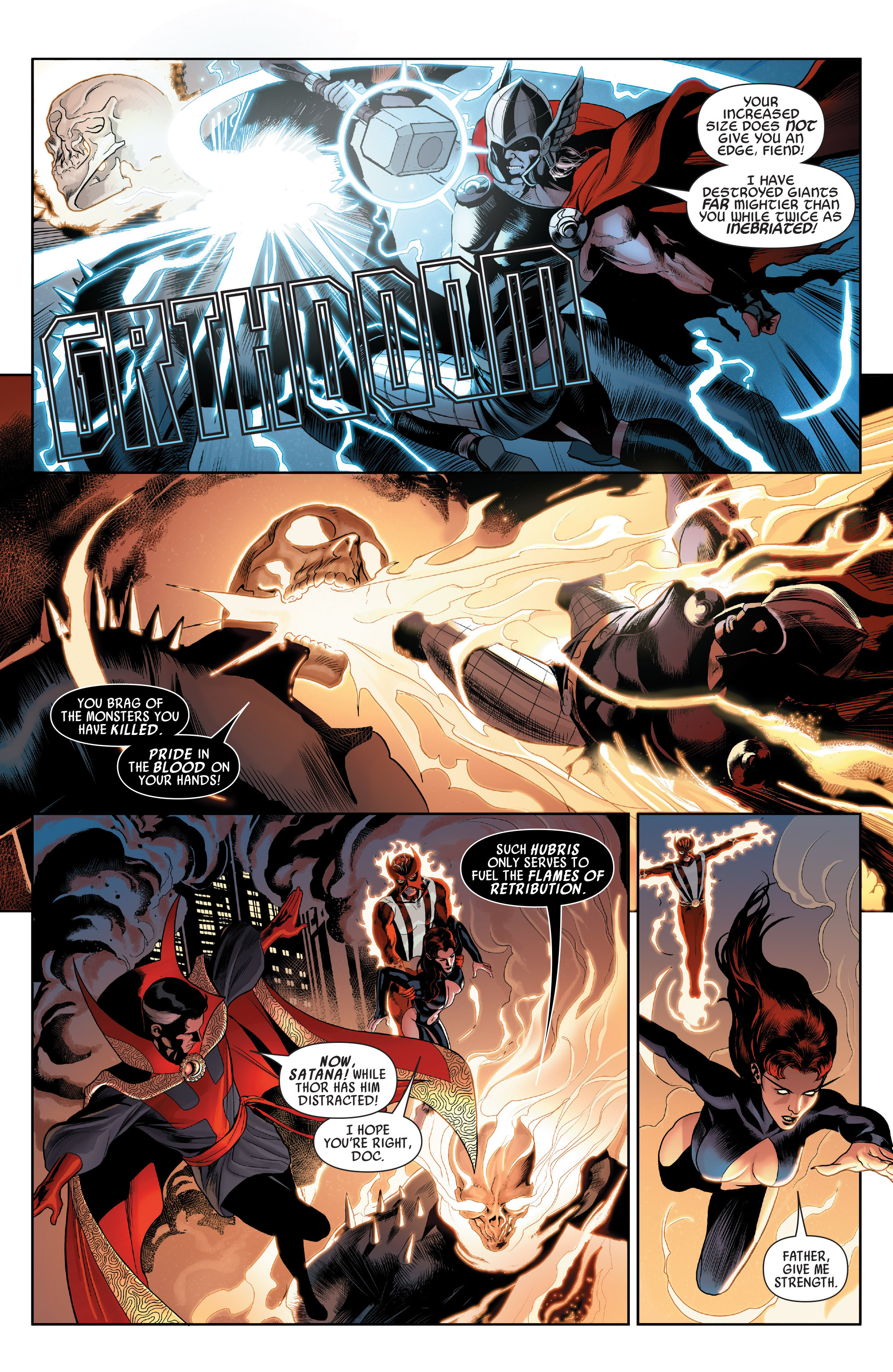 Read online Uncanny Avengers (2012) comic -  Issue # Annual 1 - 28
