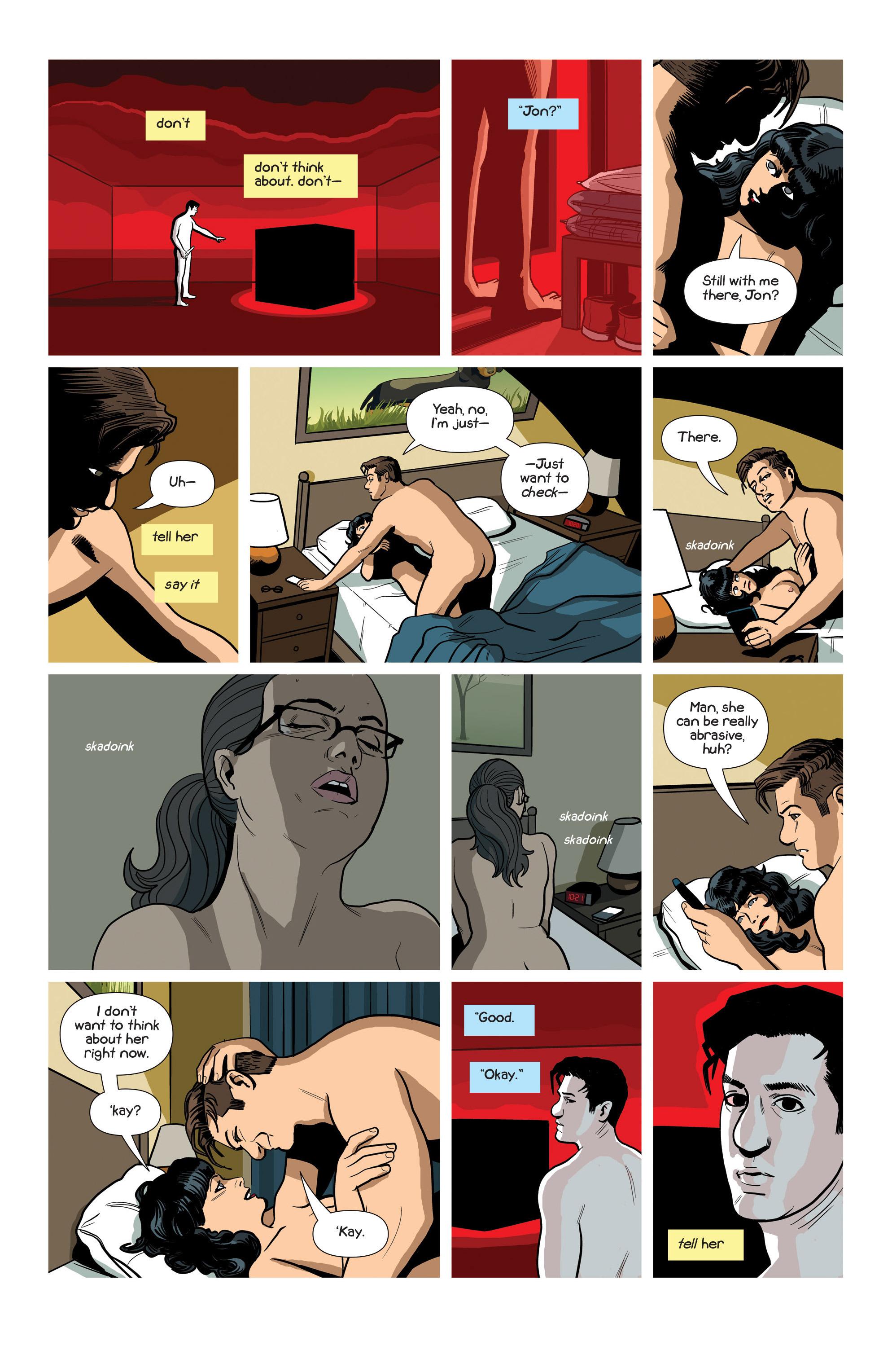 Read online Sex Criminals comic -  Issue # _TPB 2 - 107