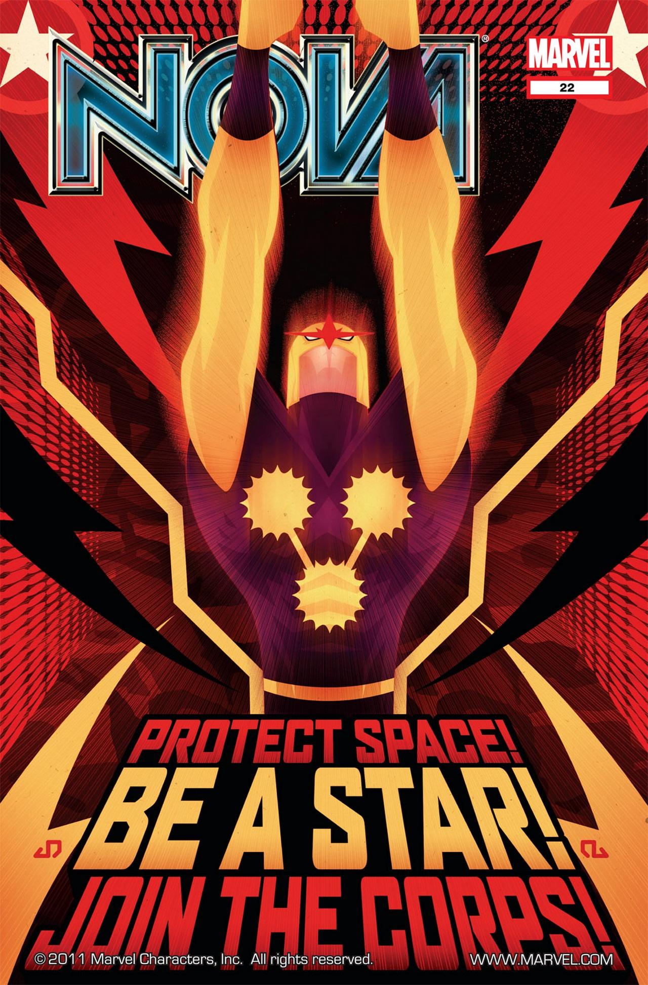 Nova (2007) issue 22 - Page 1