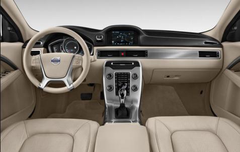 2016 Volvo S80 Redesign