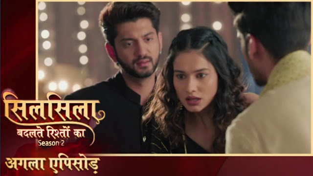 Unexpected Heartbreaking moment for Ruhaan in Silsila Badalte Rishton Ka 2