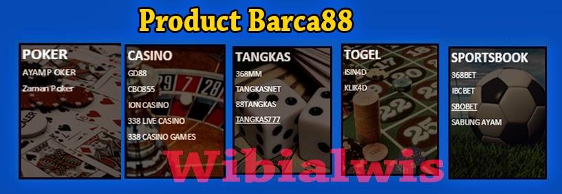 Gambar Product Barca168.com