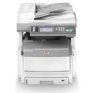 Image OKI MC860DN Printer Driver