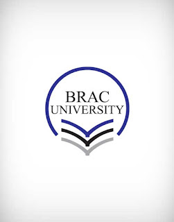 brac university vector logo, brac university logo, brac, college, institute, education, campus, school, university