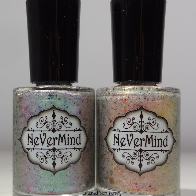 NeVerMind Polish - Myths & Magic | Basilisk's Bite & Phoenix Fire