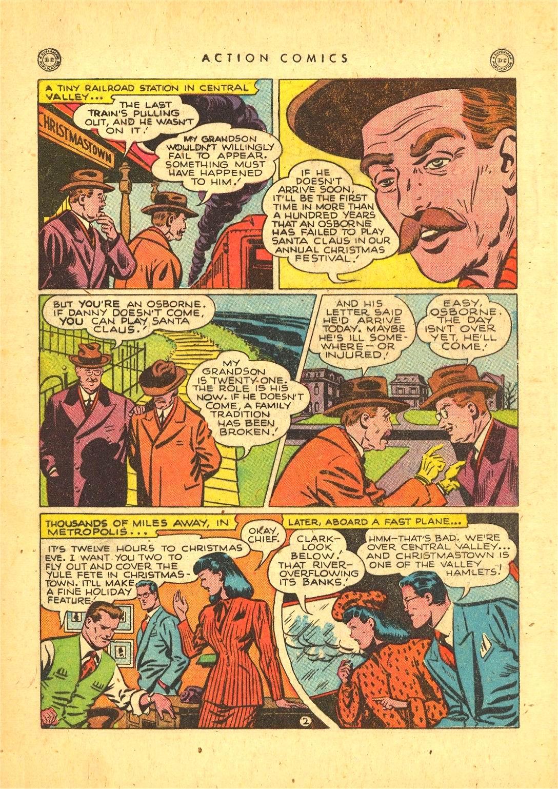 Action Comics (1938) 117 Page 2