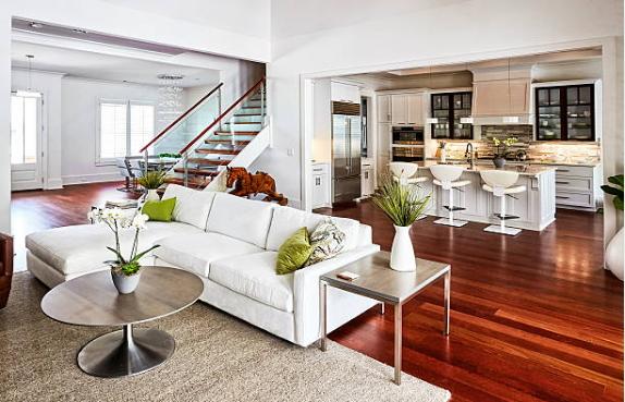Gambar Desain Rumah Dan Interior Dengan Nuansa Alam