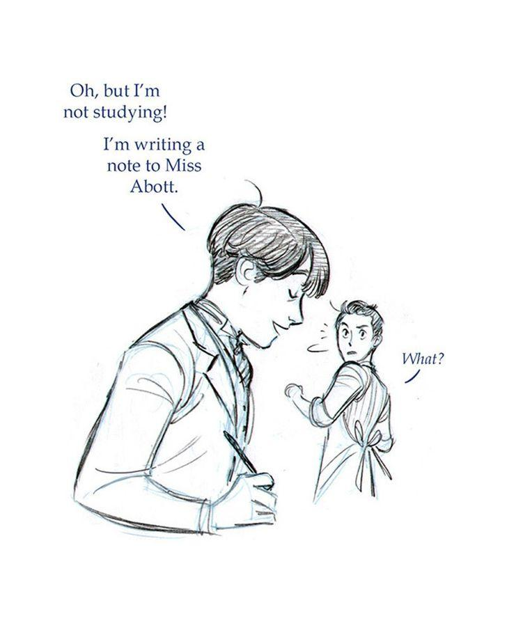 Miss Abbott And The Doctor - Chapter 19