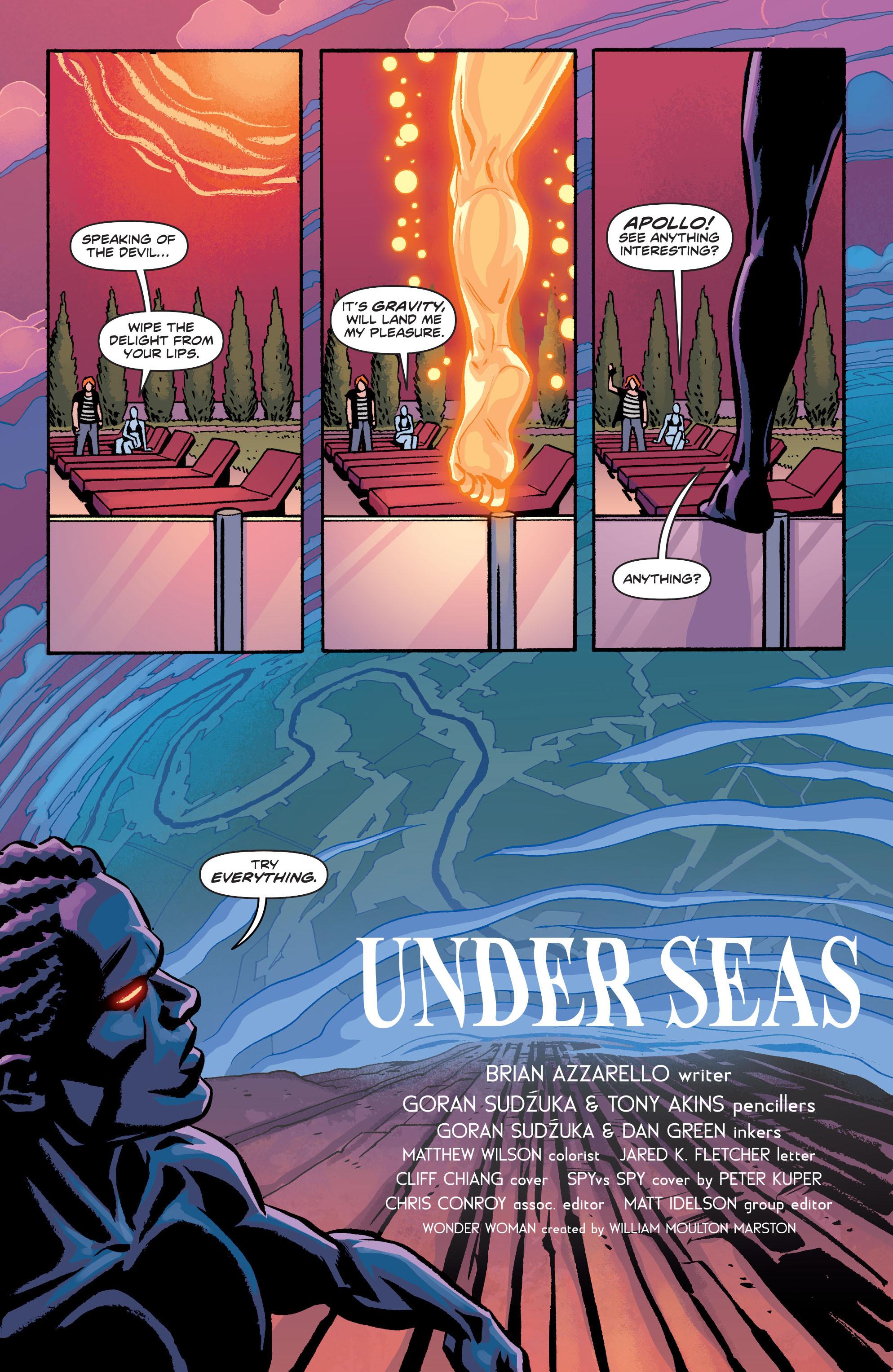 Read online Wonder Woman (2011) comic -  Issue #19 - 4