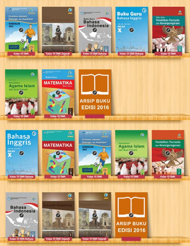 Buku Guru dan Siswa SMA Kelas X (10) Kurikulum 2013