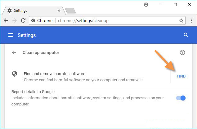 How to Scan Your PC for Harmful Virus with Google Chrome