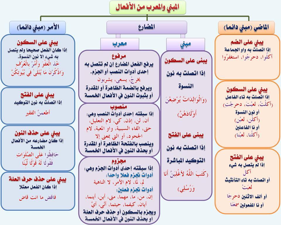 بالصور قواعد اللغة العربية للمبتدئين , تعليم قواعد اللغة العربية , شرح مختصر في قواعد اللغة العربية 38.jpg