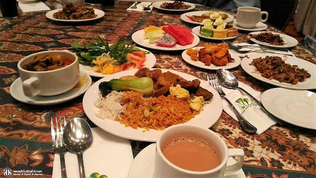 Buffet Ramadan De Palma Shah Alam,