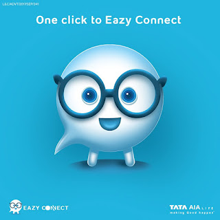 Tata AIA Life's Eazy Connect Chatbot
