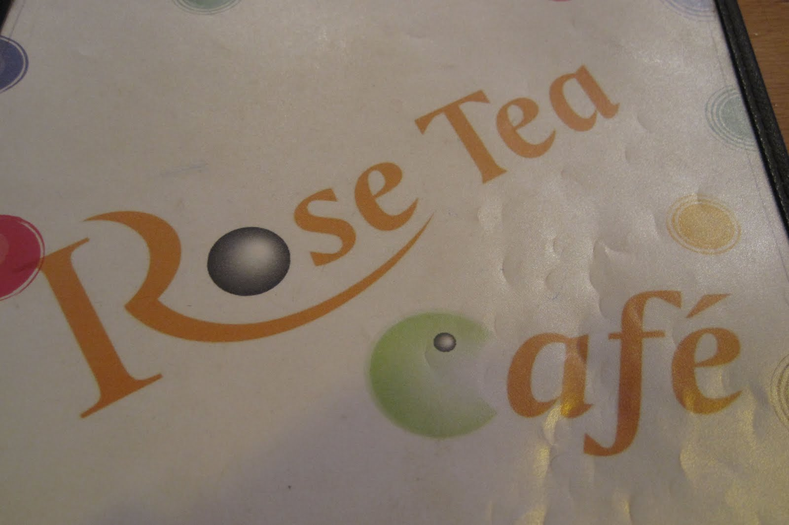 yum yum rose tea cafe