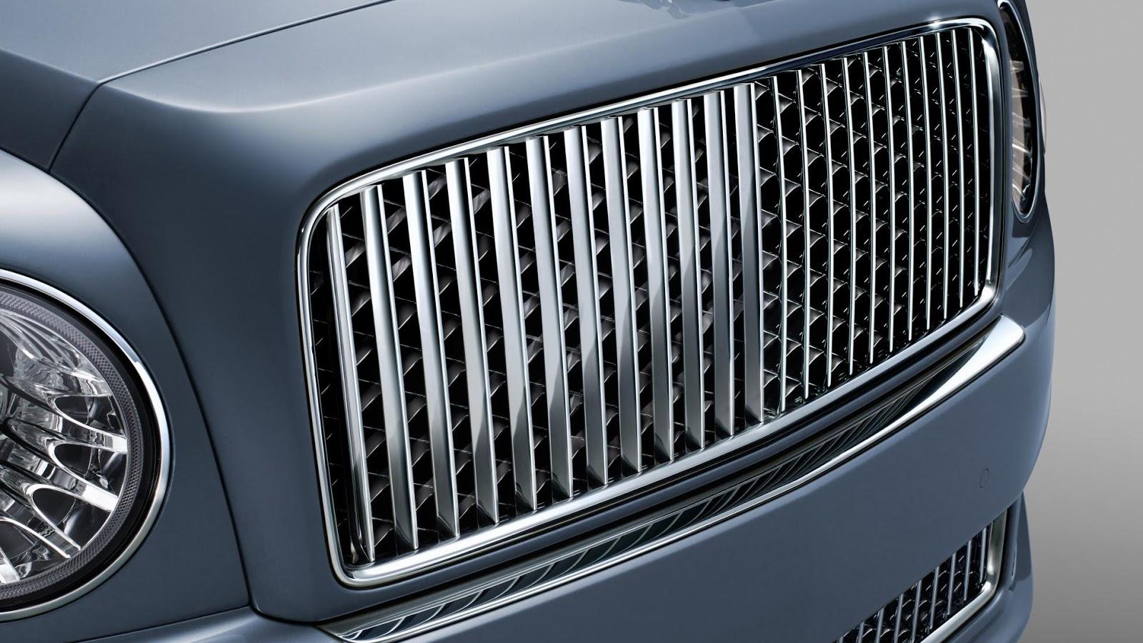 Đánh giá Bentley Mulsanne 2017