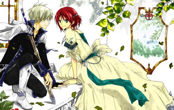 Season kedua dari seri anime Akagami no Shirayuki-hime.