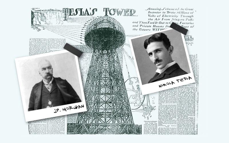 Kisah Lengkap Menara Tesla, yang Katanya, Dapat Menghasilkan Energi Listrik Gratis
