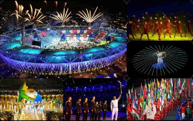 Rio 2016 paralympics opening ceremony
