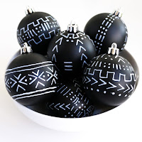http://www.akailochiclife.com/2015/11/craft-it-mud-cloth-inspired-ornaments.html