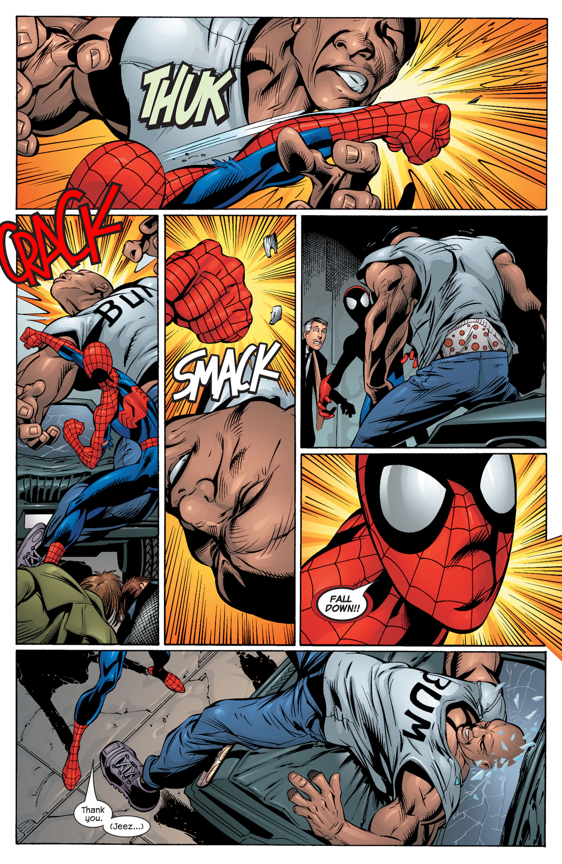 Read online Ultimate Spider-Man (2000) comic -  Issue #49 - 15