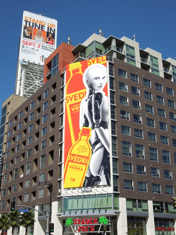 Giant Svedka Vodka FW 2012 billboard
