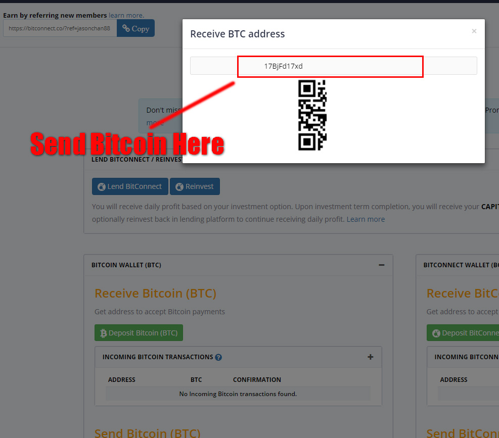 Passive income with bitconnect hyip that are paying go to bcc exchange to buy bitconnect coin note this may take a some time if it doesnt fill buy at different price and cancel the order on the bottom red ccuart Choice Image