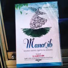Buku Manaqib Syaikh Abdul Qadir Al Jailani Toko Buku Aswaja Surabaya