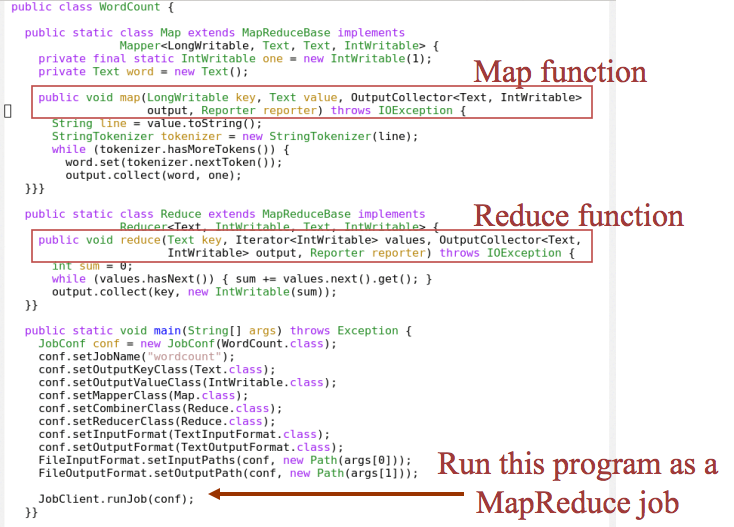 An Example Java Map Reduce Program - NYSE Yearly Analysis   Atom's Arena