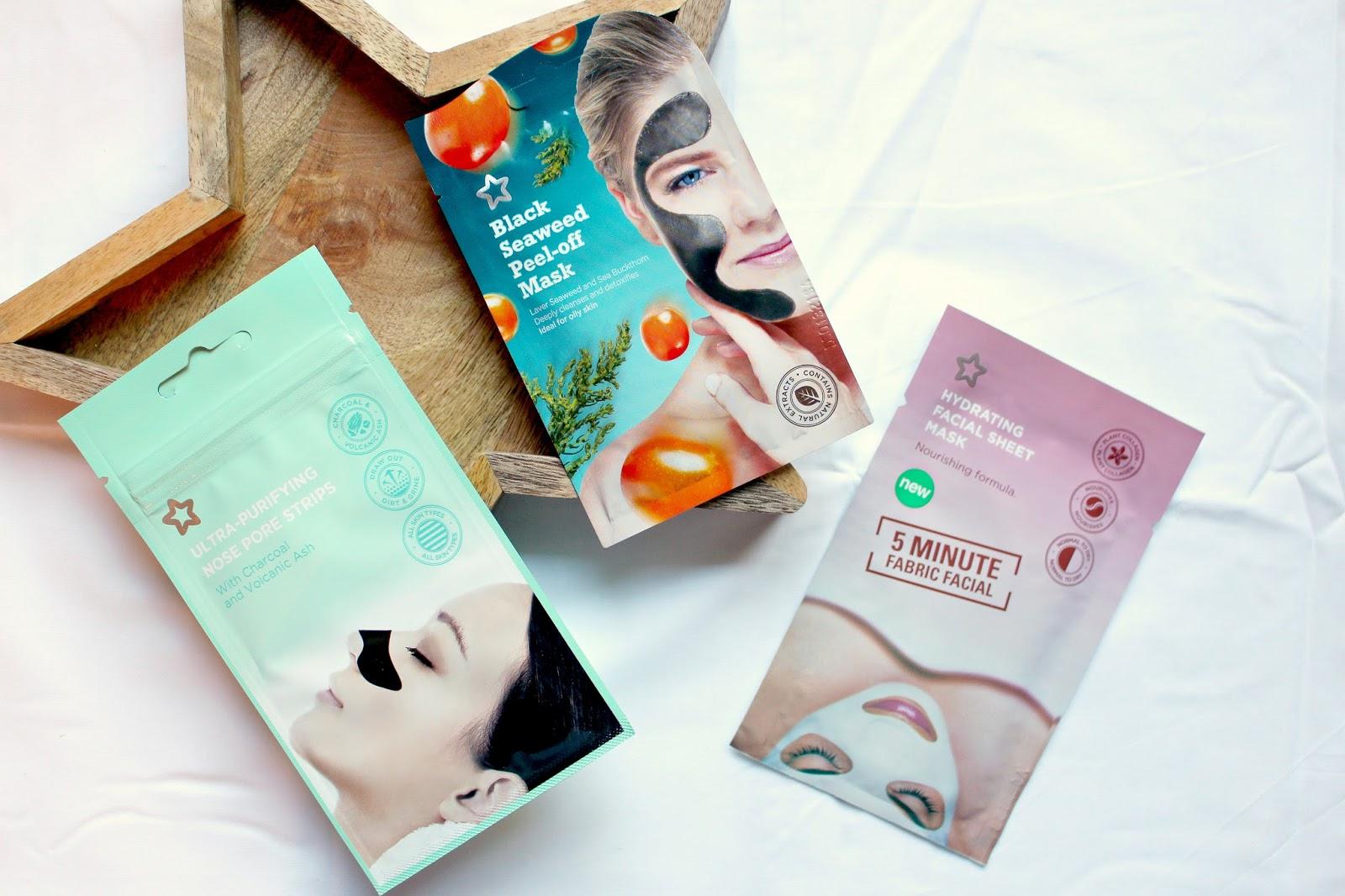 facemasks from superdrug