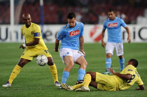 Napoli vs Villareal