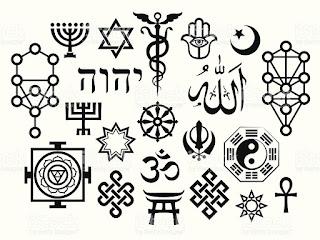 RELIGIÃO NÃO SE RESPEITA