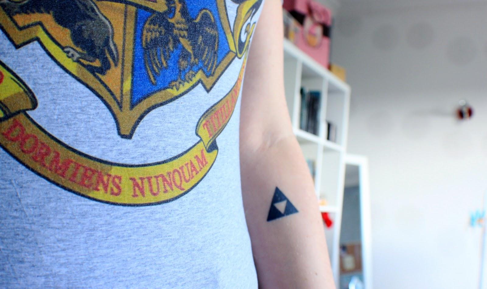 réflexions que l'on m'a faite sur ma tatouage