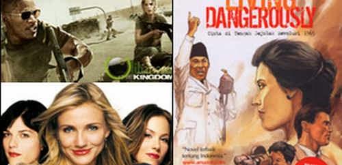 8 Film yang membuat Nama Indonesia jadi Rusak