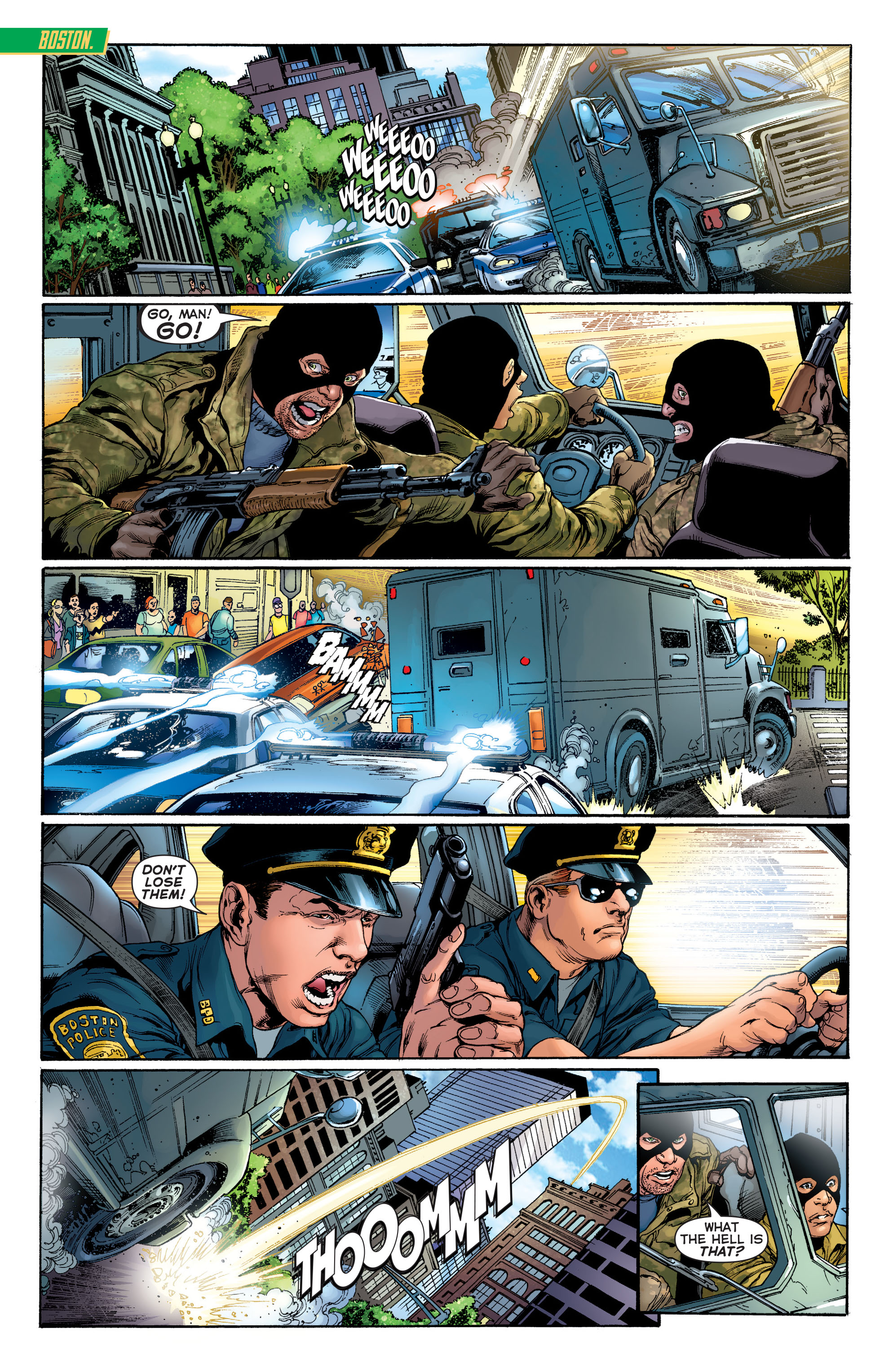 Read online Aquaman (2011) comic -  Issue #1 - 5
