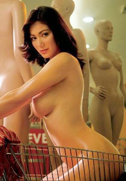 Diana Zubiri And Francine Prieto Naked Sex Photo