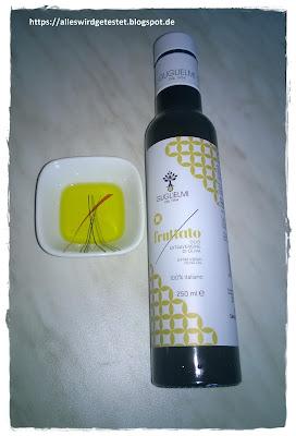 Fruttato natives Olivenöl extra