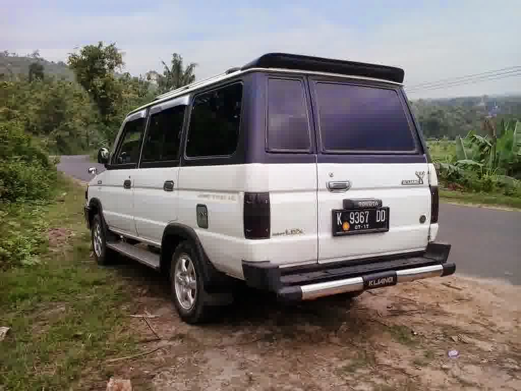 Modifikasi Toyota Kijang Grand Extra Long Wacana
