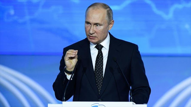 Putin advierte a Israel de no desestabilizar la frontera con Líbano