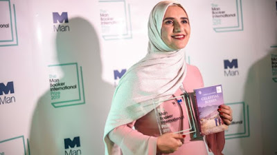 "Jokha Alharthi won ""Man Booker International Prize"""